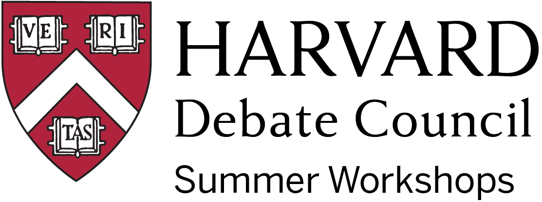Harvard Debate Council Summer Workshops